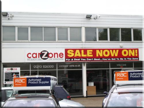 Carzone Banner