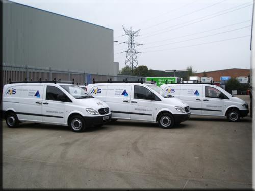 Axis Vito Fleet livery