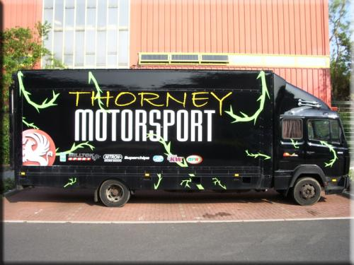 TMS Truck