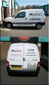 Fuse Doctor van sign writing